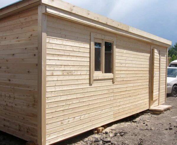 Бытовка домик для дачи 5 метра, цена под ключ